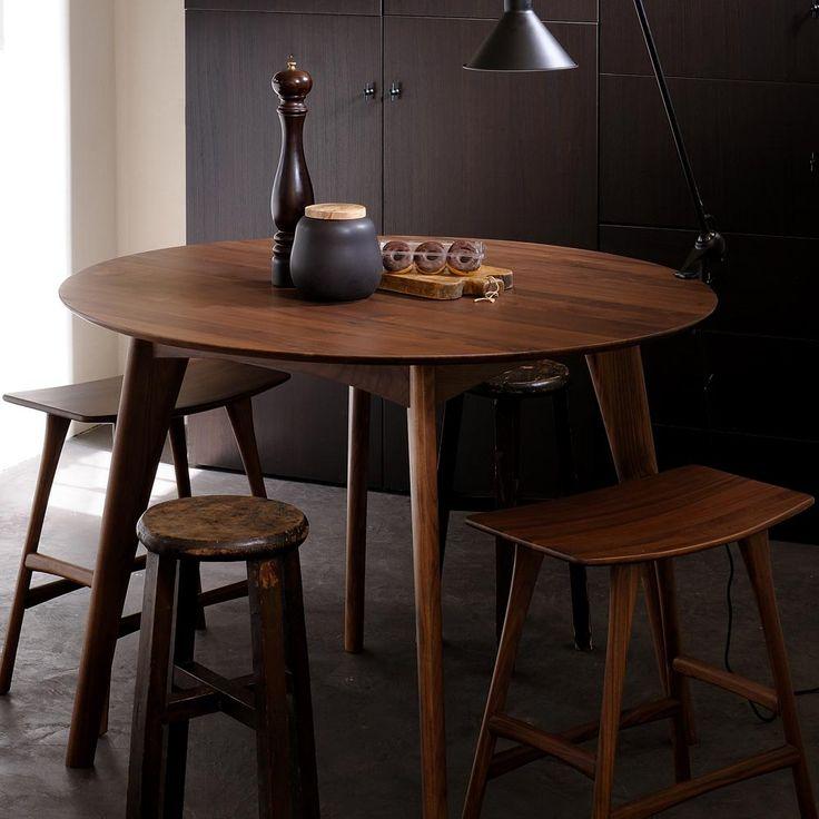 Esstisch Coavas Rund Küchentisch Modern Büro: Die Besten 25+ Runde Esstische Ideen Auf Pinterest