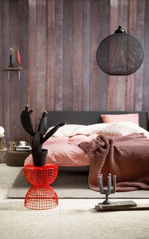 = Studio Aandacht styling for Auping bed The Essential = Rene Mesman photography