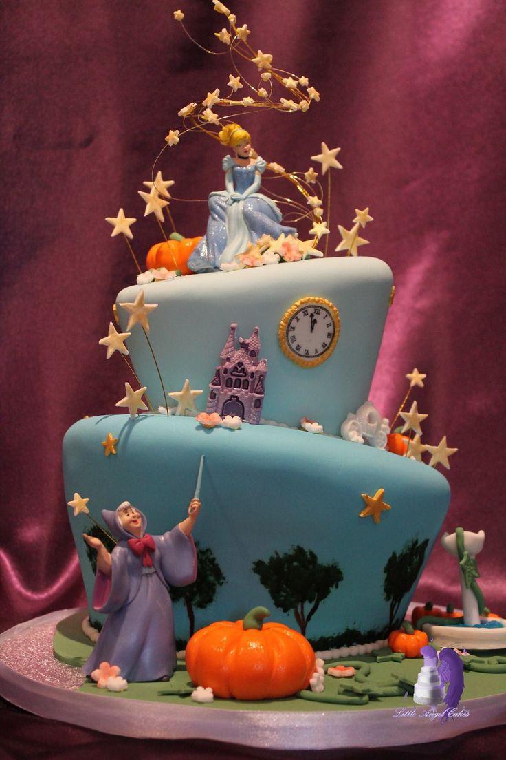 Midnight Magic Cake