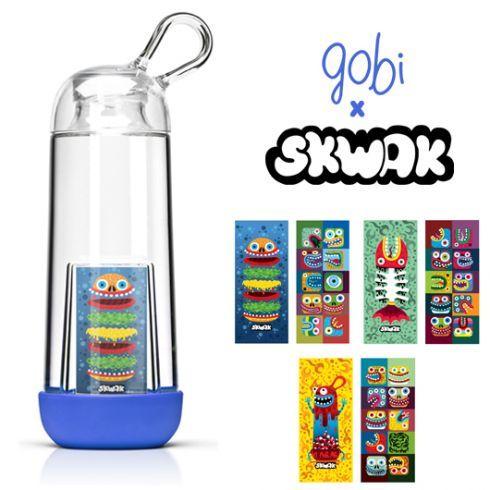 Gobi x Skwak -> gourde Simon