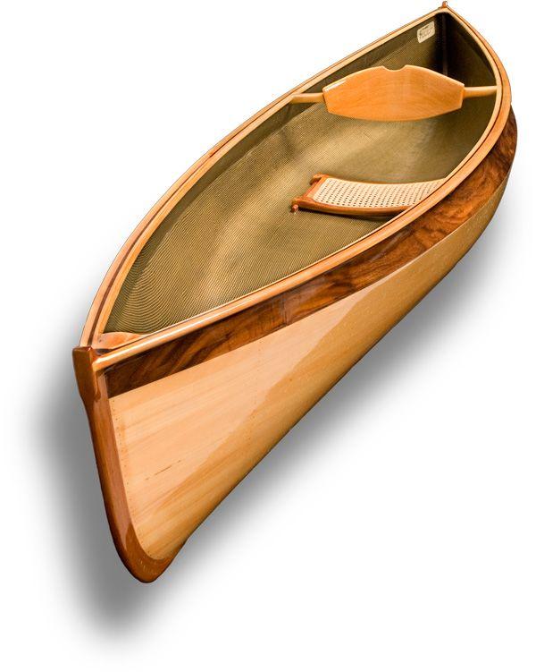 Нимфа   Кайра Каяки - Небольшие Деревянные Лодки Конструкции