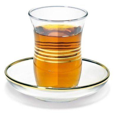 Turkish tea glass Tea glass