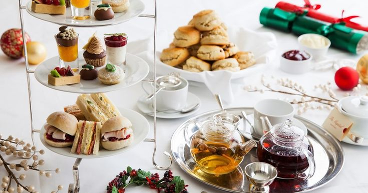 The Capitals Christmas Afternoon Tea, created by the Michelin-starred team of acclaimed chef Nathan Outlaw and his head chef, Pete Biggs,...