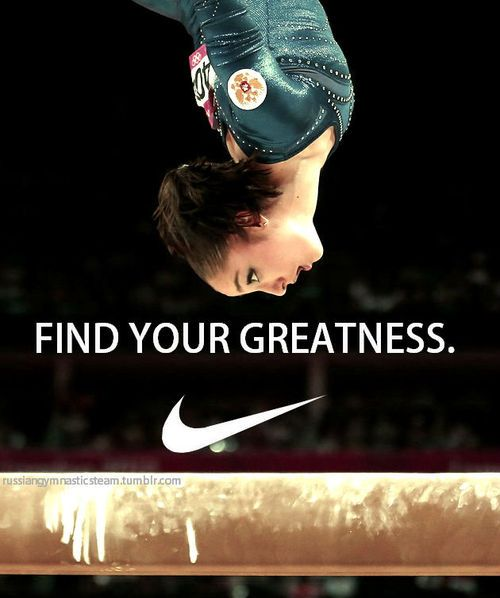 Nike Quotes Greatness Gymnastics Quotes And ...