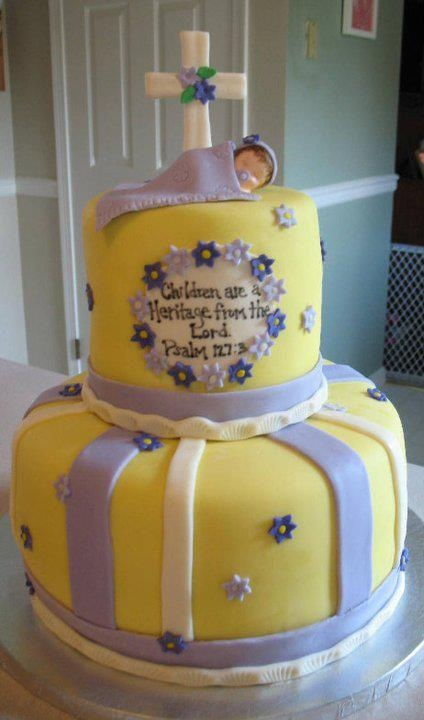 Cake Designs For Baby Dedication : 17 Best images about Baby dedication cakes on Pinterest Cake ideas, Baby dedication cake and ...