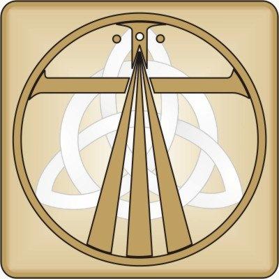 I am a Christian Druid-this symbol represents both paths