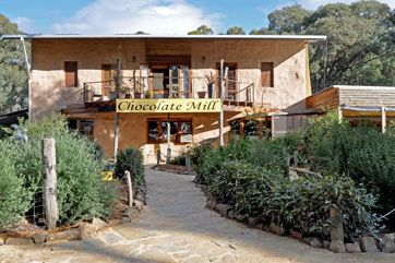 Daylesford Chocolate Mill shop and cafe  5451 Midland Hwy Mt Franklin, VIC 3461 Australia