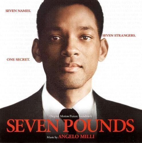 Seven Pounds [Original Motion Picture Soundtrack] [CD]