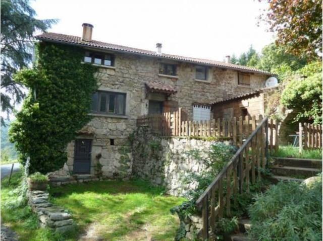 Acheter Maison 9 pièce(s) 183 m² LE CHEYLARD 07160 - Fnaim.fr