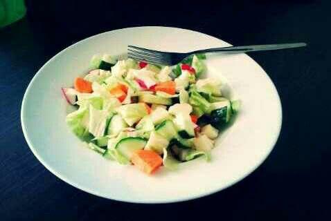 Helth dinner :)