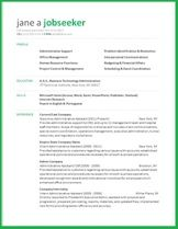 free resumes in ms word 100 free