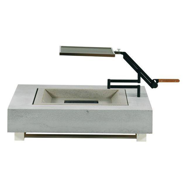 Griglia barbecue per tavolo basso/ braciere - Viteo