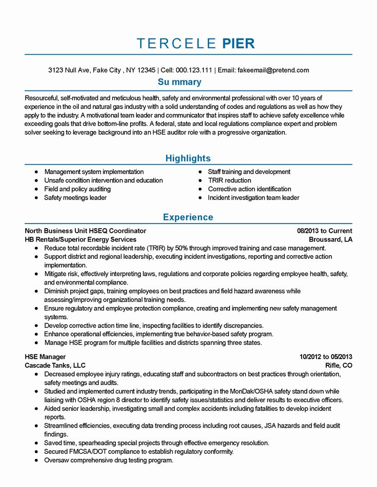 Porter Job Description Resume Awesome Professional Safety