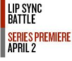 Jimmy Fallon 's Lip Sync Battle is already a huge viral sensation. Now Spike is taking it to the next level with its very own show, hosted by LL Cool J and with colorful commentary by social media maven and supermodel co-host, Chrissy Teigen.  Each episode will feature two A-list celebrities like you've never seen them before - synching their hearts out in hysterically epic performances. The mic is off, the battle is on!