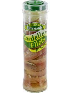 myTime Angebote Feinkost Dittmann Sardellenfilets in Salz: Category: Fisch & Meeresfrüchte > Fisch > Fischfeinkost Item…%#lebensmittel%