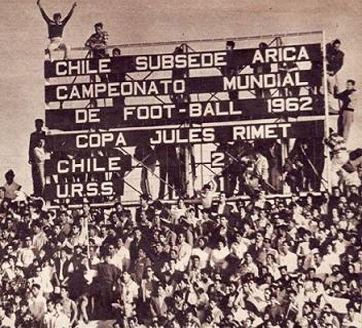 Chile vs URSS, Mundial de 1962