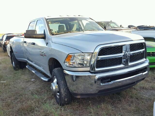 Salvage 2017 Ram 3500 St | Awesome Trucks | Dodge trucks