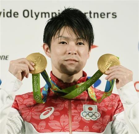 内村を海外メディアが称賛「体操界のマイケル・フェルプス」(1)