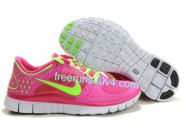online store c2708 7eb46 ... Womens Nike Free Run 3 Fireberry Electric Green Pro Platinum Electric Green  Shoes Nike Free 3.0 V4 Rose Pink ...