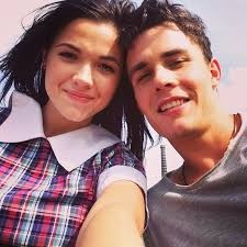 Demi Harman and Andrew Morley