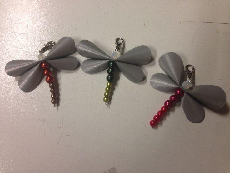 Reflective dragonflys