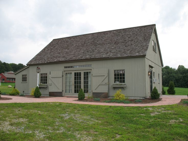 1000 Images About One Story Barns 24 39 Deep On Pinterest