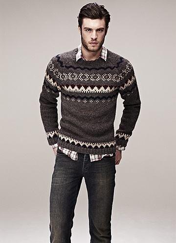 104 best Men's Sweaters images on Pinterest | Menswear, Cardigans ...