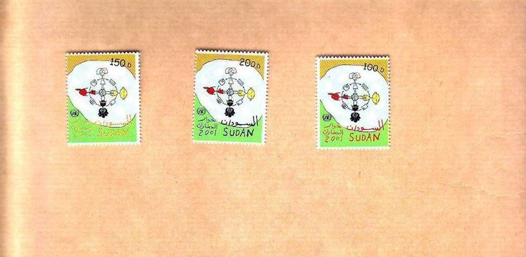 SUDAN MNH RARE STAMPS SET DIALOG AMONG CIVILIZATIONS 2001 | Stamps, Topical Stamps, Other Topical Stamps | eBay!
