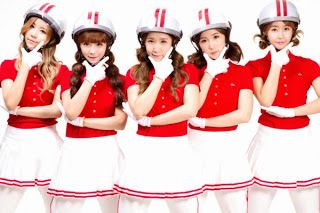 SnapCacklePop: Interview - Crayon Pop - We talked to the super cute girl group about their ridiculously catch track Bar Bar Bar, their new mini album The Streets Go Disco, their fans, the Five Cylinder Engine Dance routine, being unique and loving One Direction. Check out the SnapCacklePop interview with Crayon Pop..!