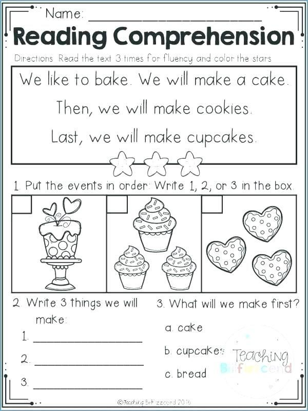 23 Sequencing Events In A Story Worksheets Reading Comprehension Kindergarten Reading Comprehension Sequencing Worksheets Sequencing events worksheet