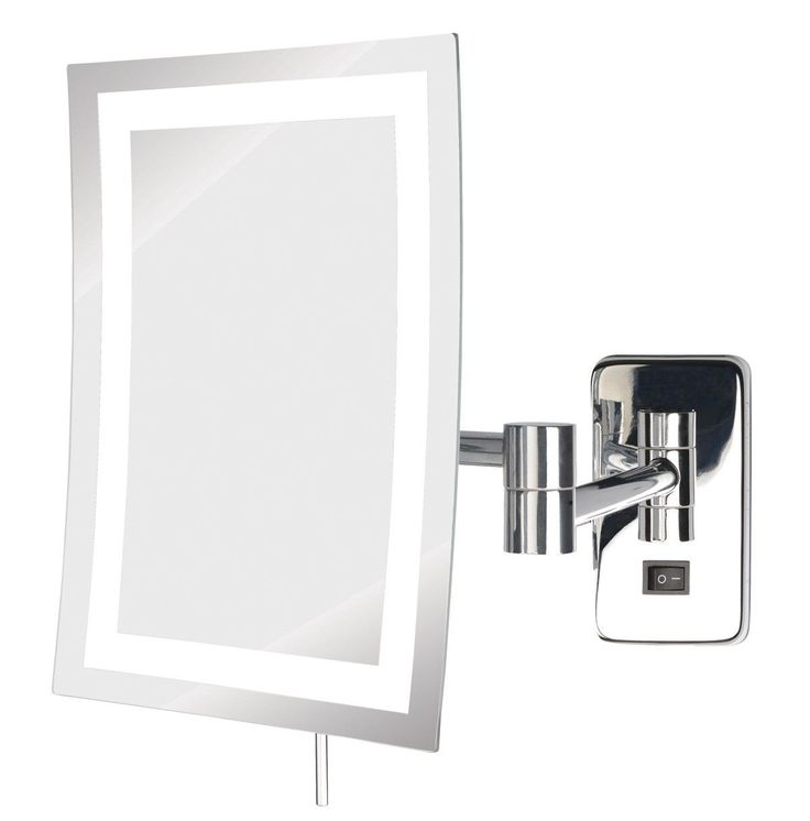 1000 Ideas About Wall Mounted Makeup Mirror On Pinterest