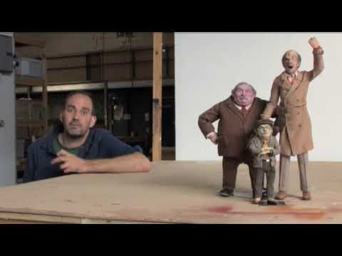 ▶ On the set of Wes Anderson's Fantastic Mr Fox - YouTube