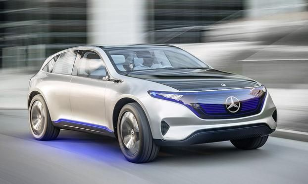 Daimler may build EVs in China to boost Mercedes sales