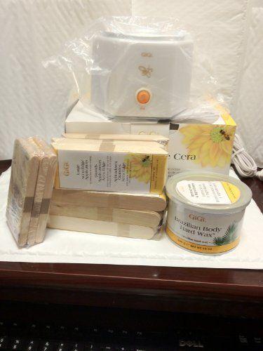 gigi brazilian body hard wax instructions