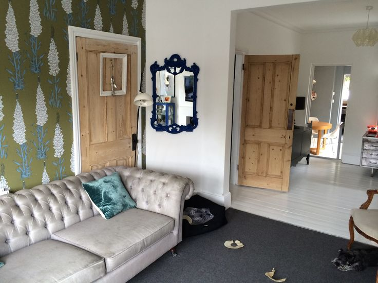 Front room as it is