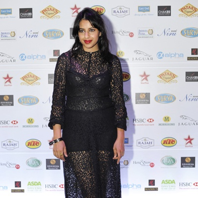 Celebrity Chef Ravinder Bhogal at last years World Food Awards