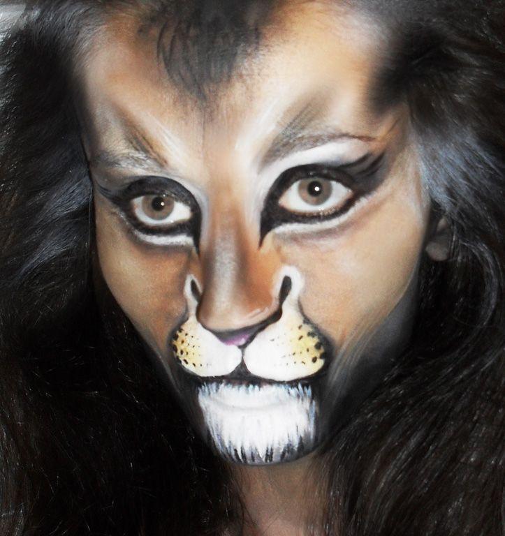 best 25 lion face paint ideas on pinterest animal