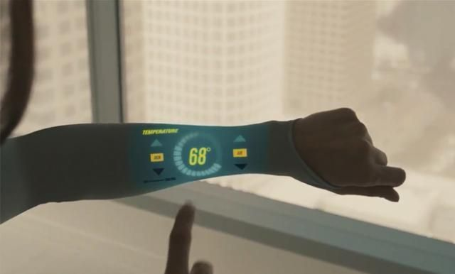 Under Armour Works On Interactive Garmets | Ubergizmo