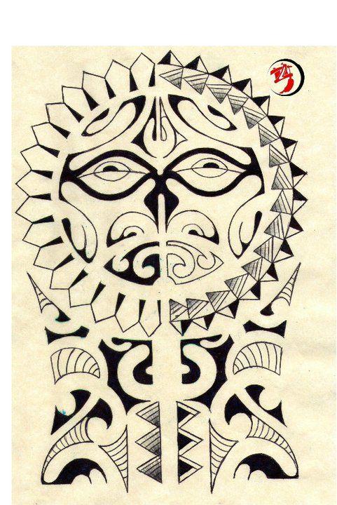 Tattoo Flash Maori: Pin By Dario Perna On Sketch