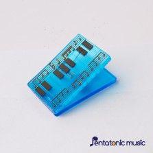 Keyboard Clip - Blue