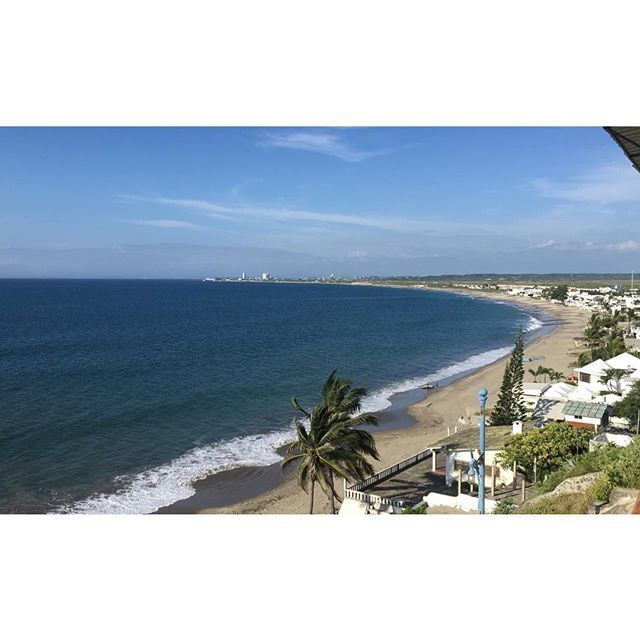Bendito el mar que limpia toda la maldad. - Leon Larregui  #hugtheworld #lovetheworld #travel #instatravel #tourist #naturephotography #photography #view #perspective #naturelovers #clouds #sea #nature #happymoments #Salinas #Ecuador #happymoments #view #love #home #springiscoming #paradise #exploretocreate #travelmore #beautiful #beach #ocean #waves #peace #soul #montereylocals #salinaslocals- posted by Gabriela Sanchez https://www.instagram.com/sanchezmagabriela - See more of Salinas, CA…