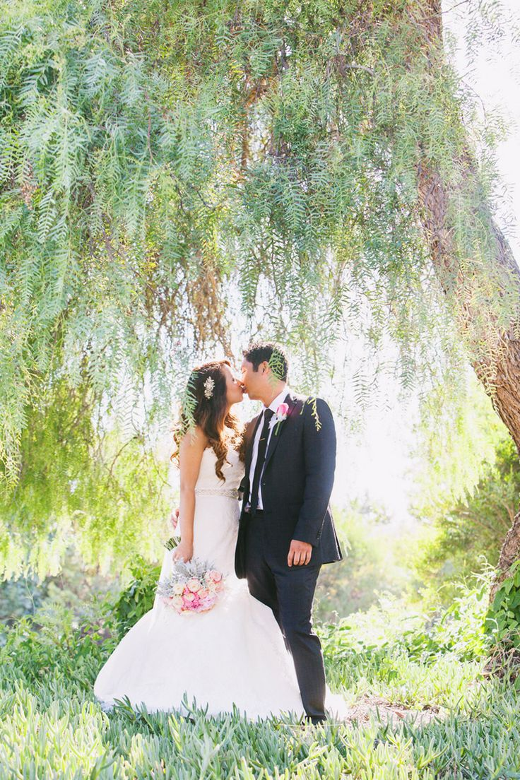 We Picked Our Venue Because Of This Awesome Willow Tree