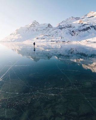 Ina Stan: Iarna de gheata
