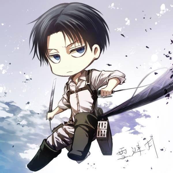 Attack on Titan - Levi Heichou - Rivaille -Shingeki no Kyojin