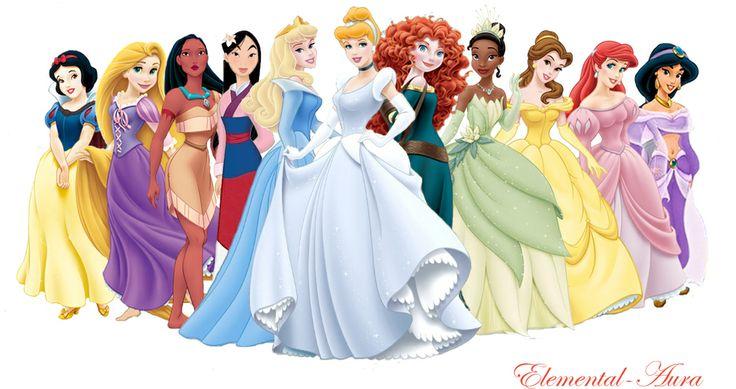 Makeover merida disney princess