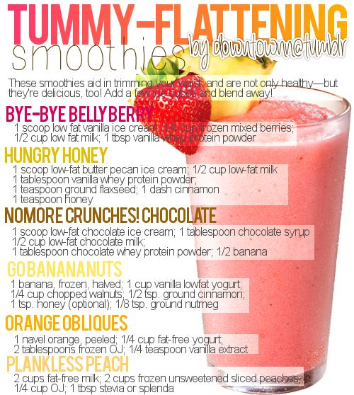 We can all agree that I'm not too good with name-based puns, but perhaps you'll still give these smoothies a whirl? (;