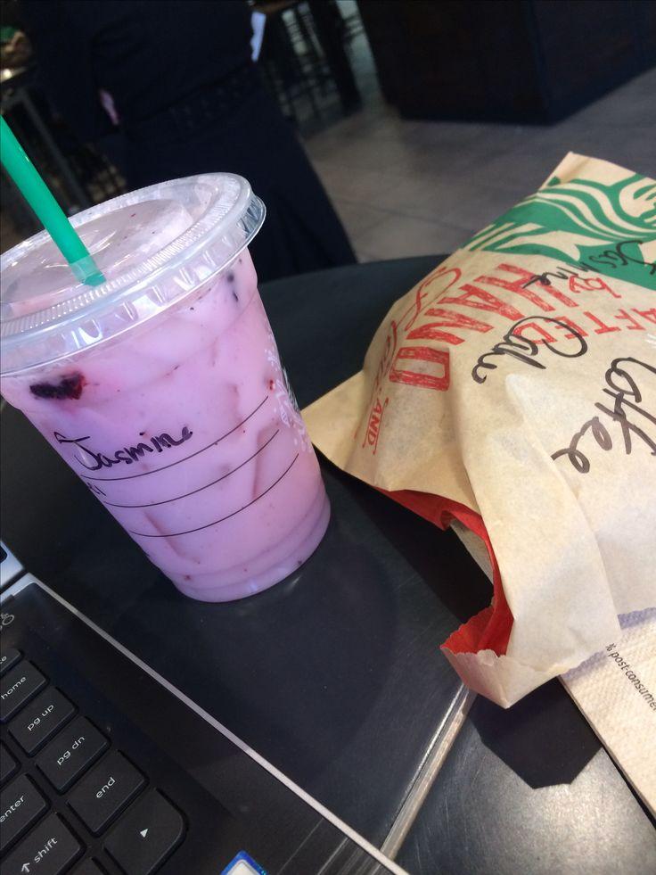 Very Berry Hibiscus w/ Cocnut Milk! Youre welcome! #delicious #starbucks #starbucksdrinks #coconutmilk #veryberryhibiscus
