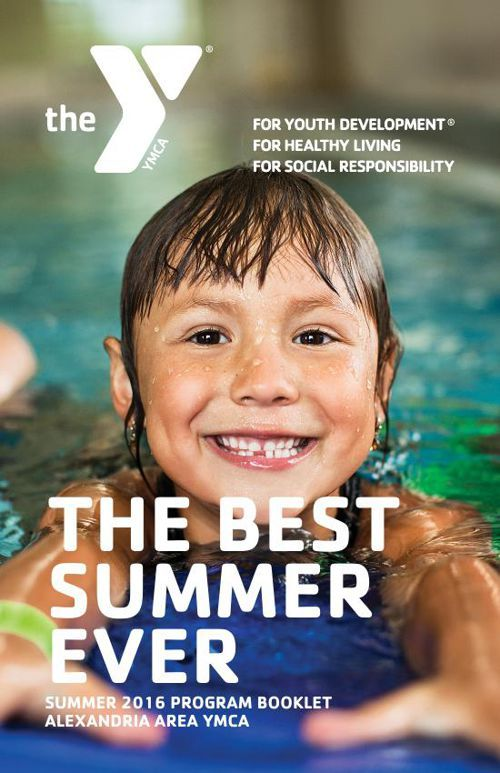 FlipSnack | Summer Program Booklet 2016 by Alexandira YMCA