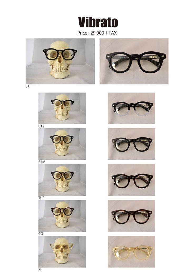 Effector Glasses