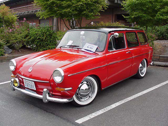 Volkswagen Squareback Wagon